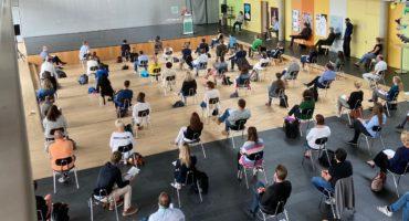Schulbetrieb unter erschwerten Bedingungen wieder aufnehmen